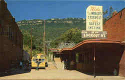 The Incline Station, Lookout Mountain