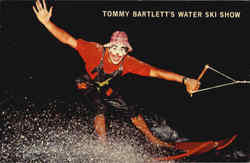 Tommy Bartlett's water ski show, Wisconsin Dells