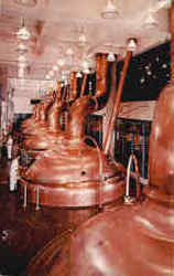 Miller High Life Brewhouse Postcard