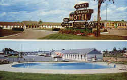 Turnpike Motel And Coffee Shop, Highway Route 73
