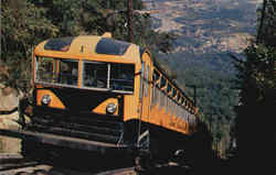 The Incline Car, Mountain Incline