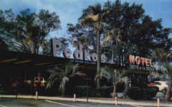 Pedros Motel South of the Border Postcard