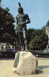 Statue of Massasoit