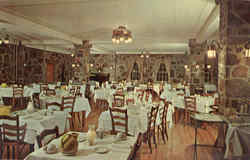 Dining Room, Mountain Lake Hotel