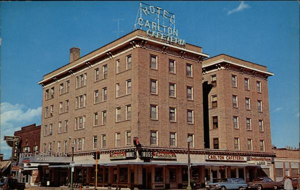 The Carlton Hotel Rochester Minnesota