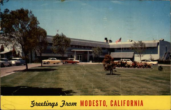 Memorial Hospital of Stanislaus County, Memorial Drive, Near Ceres Modesto California