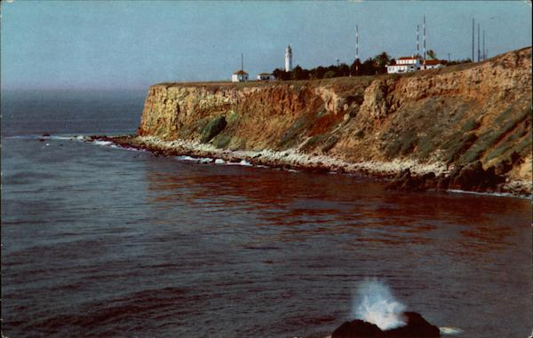 Point Wincente Lighthouse Palos Verdes California