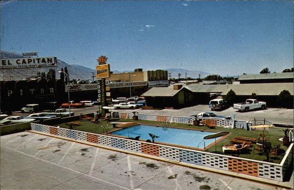 El Capitan Motor Lodge Amp Casino Hawthorne Nv