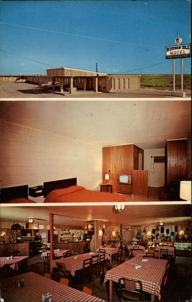 Western Isle Motel and Restaurant Corpus Christi Texas