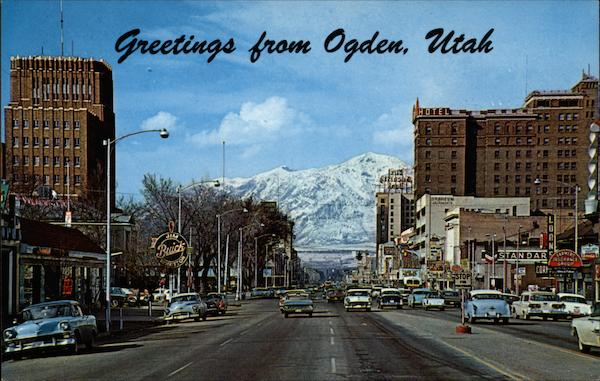 Washington Boulevard Ogden Utah