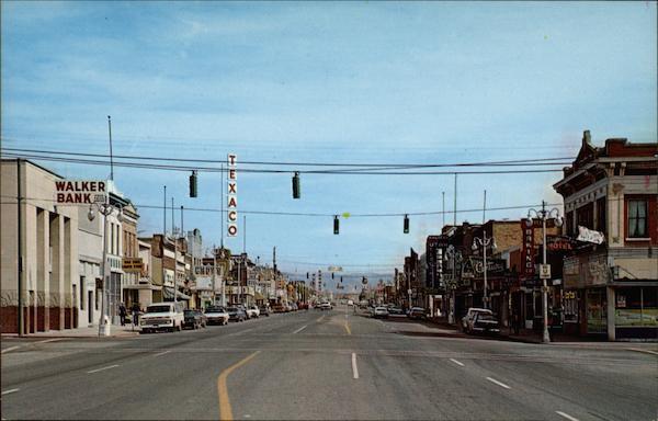 College Of Eastern Utah >> Main Street Price, UT