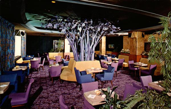 The Purple Tree Lounge Washington District of Columbia