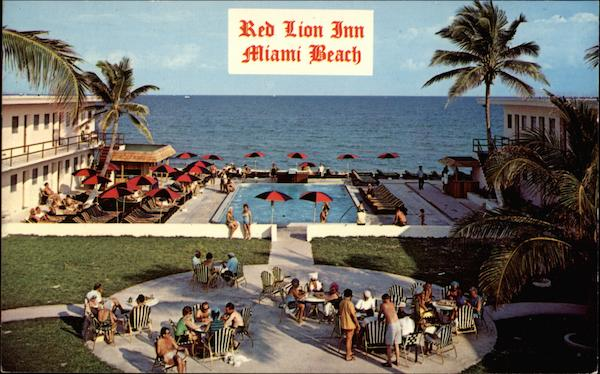 Red Lion Inn Miami Beach Florida