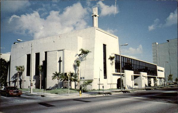 First United Methodist Church Miami Florida