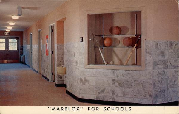 Marblox For Schools Kenilworth New Jersey Advertising