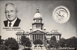 Illinois - Land of Lincoln (State Capitol)