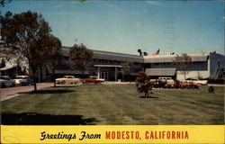 Memorial Hospital of Stanislaus County, Memorial Drive, Near Ceres