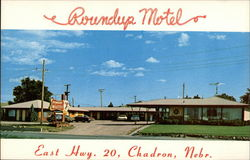 Roundup Motel - East Highway 20