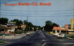 Beautiful Boulder City, Nevada