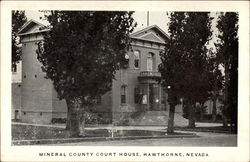 Mineral County Court House