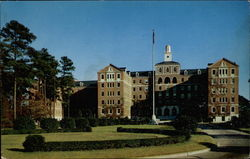 Veterans Hospital Postcard