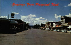 Greetings from Panguitch, Utah