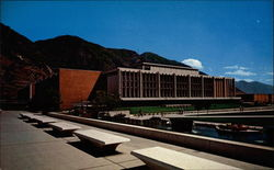 Franklin S. Harris Fine Arts Center - Brigham Young University