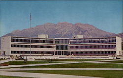 Abraham Smoot Administration Building, Brigham Young University