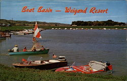 Boat Basin - Weilgand Resort
