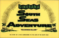 Cinerama South Seas Adventure Technicolor