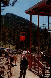 Lower Station, Estes Park Aerial Skyway