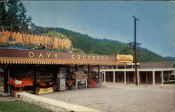 Davy Crockett Shop