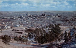 View of Rapid City