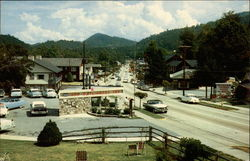Street Scene in Gatlinburg