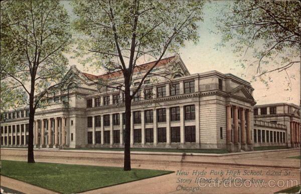 New Hyde Park High School Chicago Illinois