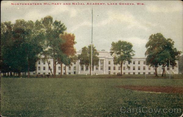 Lake Link Wi >> Northwestern Military and Naval Academy Lake Geneva, WI