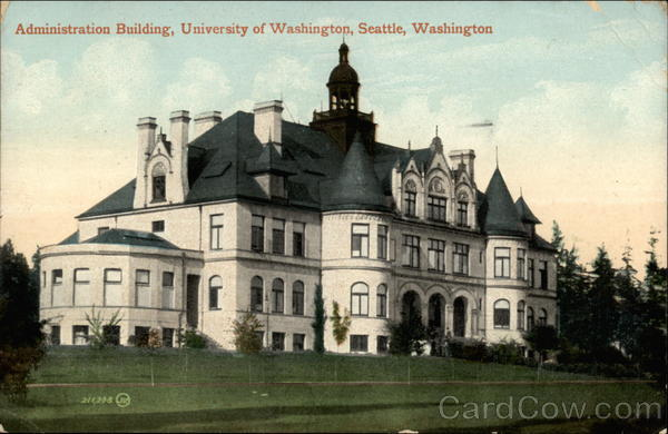Administration Building, University of Washington Seattle