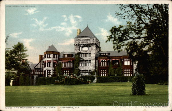 The Mansion at Yadoo Saratoga Springs New York