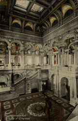 Beautiful Entrance Hall, Library of Congress