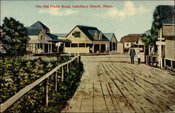 The Old Plank Road