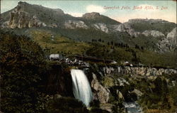 Speaerfish Falls