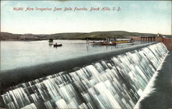 Acre Irregation Dam Belle Fourche