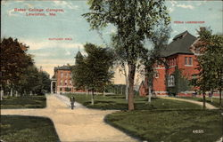 Bates College Campus