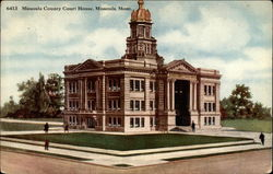 Missoula County Court House