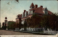 Sacred Heart Academy and St. Patrick's Hospital