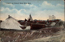 Highore and Diamond Mines