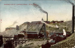 Anaconda and St. Lawrence Mines
