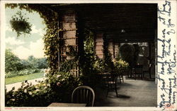 The Grotto Hotel Postcard