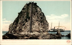 Sugar Loaf, Avalon Postcard