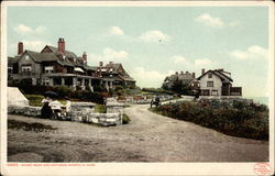 Shore Road and Cottages